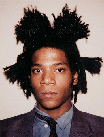 MBTI Enneagram <b>Jean Michel</b> Basquiat ... loading picture - warhol-jean-michel-basquiat-192