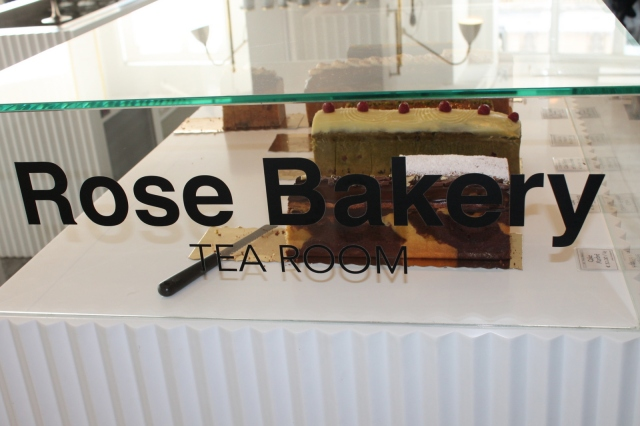 Rose Bakery Tea Room Best of D blog