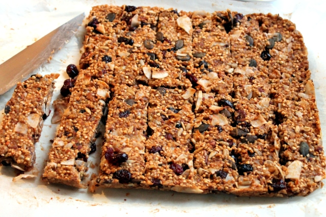 barres de créales granola-best of d